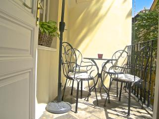 Character, Style, Apt with Balcony in OLD TOWN, 310 nts taken 2013 BOOK NOW! - Bohemia vacation rentals