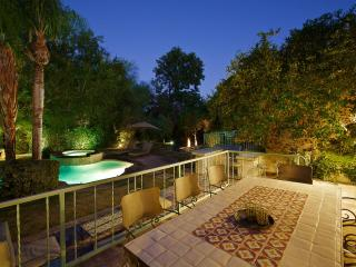Luxury Mexican Hacienda Mini Estate on 1/2 Acre - Rancho Mirage vacation rentals