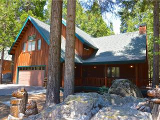 Trails End Cabin - High Sierra vacation rentals