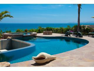 Stunning views from the infinity pool - 5BD Villa in Secluded Beachfront Community, Relax! - San Jose Del Cabo - rentals