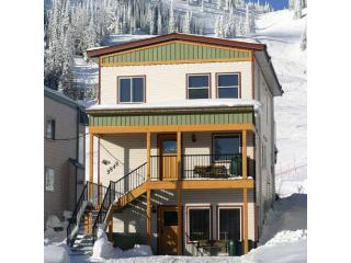 Absolute slopeside, ski-to-your-door position - Ski-in/Ski-out - 6bdr/6bath - Silver Star Resort - Silver Star Mountain - rentals