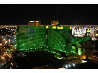 View pic taken from balcony - Rental by Owner@Signature-2+3 Penthse-AUGUST SPECIALS - Las Vegas - rentals