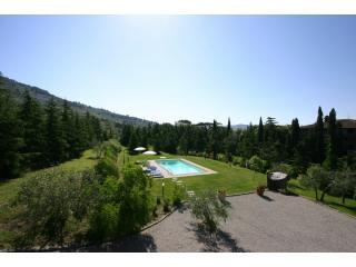 Fontocchio, splendid Villa surrounded by olive groves and vinyards. - Cortona vacation rentals