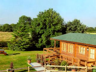 THORNLEA LOG CABIN, pet friendly, country holiday cottage, with a garden in Danby, Ref 1490 - Danby vacation rentals