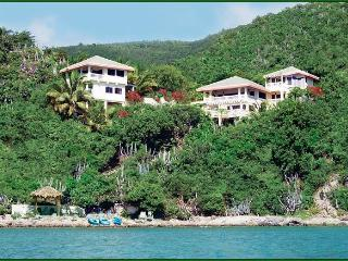 A DREAM COME TRUE OCEANFRONT ESTATE- 25% DISCOUNT! - Virgin Gorda vacation rentals
