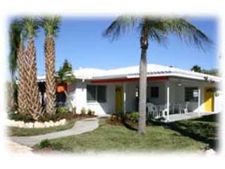 Orange Blossom Cottage-Two Heated Pools - Clearwater Beach vacation rentals
