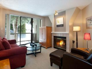 The Gables #51 | 1 Bedroom Townhome, Parking, Short Walk to Both Mountains - Whistler vacation rentals
