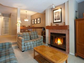The Gables #56 | 1 Bedroom Townhome with Parking, Close to Both Mountains - Whistler vacation rentals