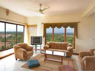 GOA 4 Bed/ 4 Bath Luxury Apt with Panoramic views - Goa vacation rentals