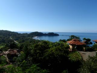 View of Dominicalito beach from patio - Ocean View Costa Rican Villa with Private Pool! - Dominical - rentals
