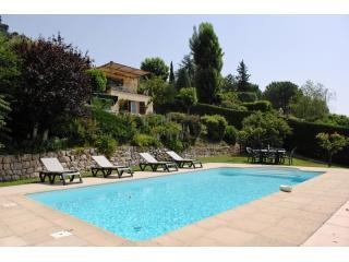 Villa private pool fab sea view of Cote D'Azur - Saint-Jeannet vacation rentals
