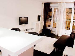 Stylish Studio Rue du Chemin Vert - apt #258 - Paris vacation rentals