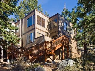 Comfortable pet friendly condo with filtered lake views on Nevada side - South Lake Tahoe vacation rentals