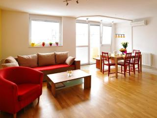 Apt next to hwy, WiFi, new LCD, great location - Ljubljana vacation rentals