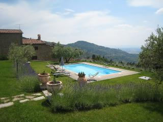 Villa Cappuccini:a jewel in a timeless atmosphere - Cortona vacation rentals
