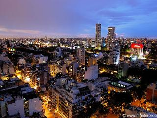 UNO21 - Best View in Buenos Aires - 5 Star Quality - Capital Federal District vacation rentals