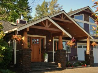 Contemporary Luxury on 244 Acre Park - Bellingham vacation rentals
