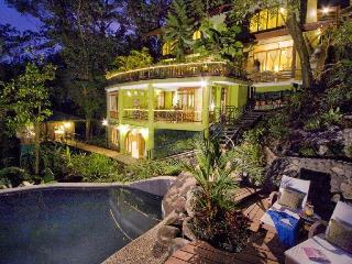 Casa de Las Brisas-Tropical Luxury Ocean View Home MA01 - Manuel Antonio vacation rentals