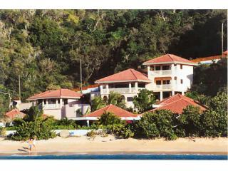 Adagio Villa from the sheletered waters of Mahoe Bay - Adagio Villa - Virgin Gorda - rentals