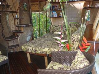 Lapa's Nest Treehouse/Southern Costa Rica/ 50%OFF - Puerto Jimenez vacation rentals
