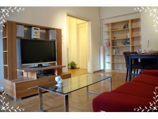 Living Room - Athens Furnished Apartments - Lovable Experience 4 - Athens - rentals