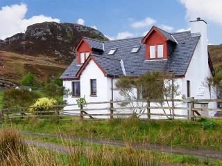 VIKING COTTAGE, pet friendly, country holiday cottage, with a garden in Glenuig, Ref 2886 - Glenuig vacation rentals