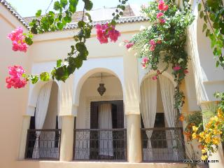 Magnificent Riad - Private Rental - 4 bedrooms - Marrakech vacation rentals