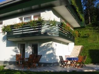 2 terasi.JPG - Villa Pustovrh with beautiful view on Alps - Bohinjska Bistrica - rentals