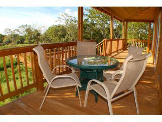 Sunset ocean views from your private deck - West End vacation rentals