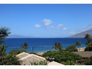 Your view from our lanai - Maui Banyan G-502 - Ocean View & 2 Master Suites!! - Kihei - rentals