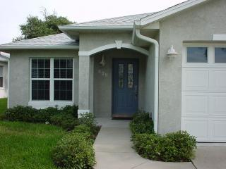 One-level Private Home - Pool Home in Paradise! New Smyrna Beach - New Smyrna Beach - rentals
