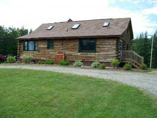 Twin View Log Home - Franconia vacation rentals