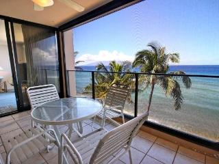 Idyllic 1 Bedroom, 1 Bathroom House in Lahaina (Mahana Resort #606 1/1 OF Dlx) - Maui vacation rentals
