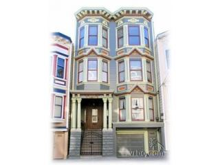 29bca7 - Haight Ashbury Victorian with free high speed wi-fi - San Francisco - rentals