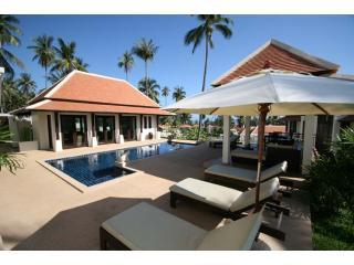 Pool area and living room buliding - Luxury Pool Villa in Koh Samui - Thailand - Koh Samui - rentals