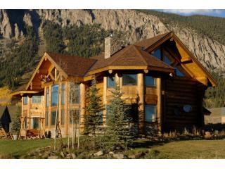 Outside - Shangri-La Luxury Log Home , Crested Butte, Co. - Crested Butte - rentals