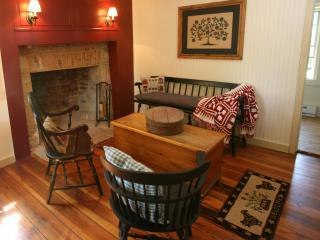 Historic Mary Hill House at Antietam Battlefield - Sharpsburg vacation rentals