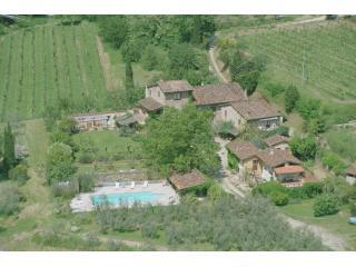 5 Charming apts in  traditional farmhouse and mill - Loro Ciuffenna vacation rentals