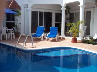 Cozumel Villa,Pool,Wireless,Specials for 2014 - Yucatan-Mayan Riviera vacation rentals