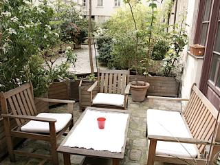 012 - Private Terrace Amelot - 3rd Arrondissement Temple vacation rentals