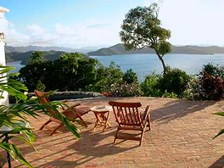 Astral Villa, great view, pool, two hot tubs - Coral Bay vacation rentals