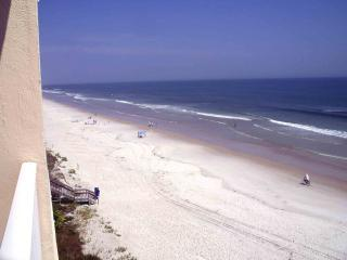 View from Balcony - Beautiful Beachfront Condo-Ponce Inlet - Daytona Beach - rentals