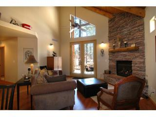 Main Living Room Area - Luxury Cabin in the White Mountains, Sleeps 8 - Pinetop - rentals
