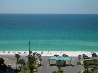 View of the Beach from Your 12th Floor Balcony - Ariel Dunes-Destin-Booked until March 7, 2015 - Destin - rentals