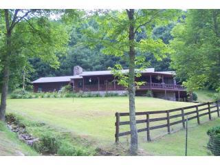 The Main house - Emerald Gate Farm - Waynesville - rentals