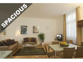 Living room apt. no.31 - Karlova 2bedroom apt., 200m from Charles Bridge - Prague - rentals