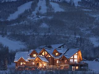 Lookout Lodge- Stunning panoramic views! - Steamboat Springs vacation rentals