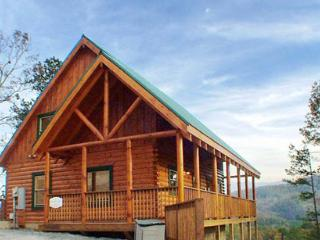 Heavenly View a one bedroom Pigeon Forge Cabin - Tennessee vacation rentals