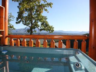 Movie N' A View a two bedroom cabin - Sevier County vacation rentals
