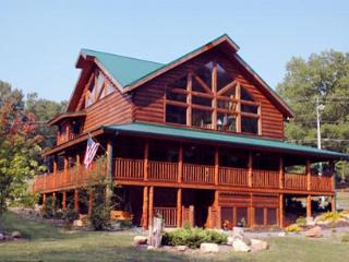 Mountain Jubilee an eight bedroom cabin - Tennessee vacation rentals